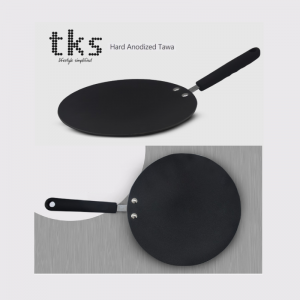 Hard anodized Tawa TKS
