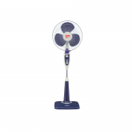 Kundhan-0111-Stand-Fan Blue