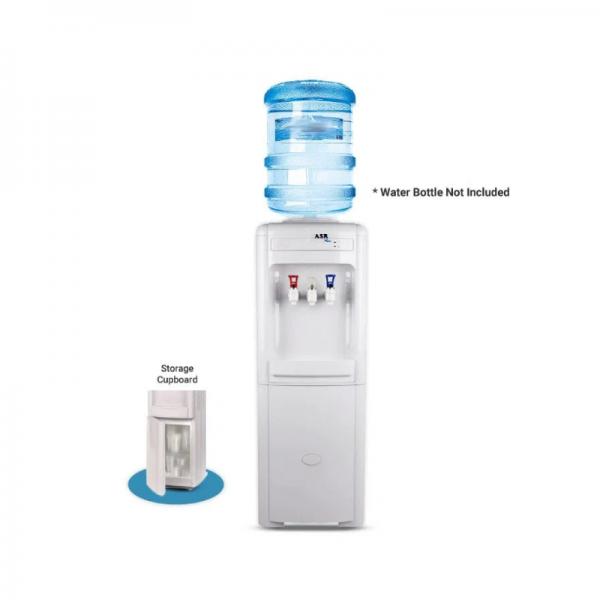 Astro Aqua Compressor Cooling Water Dispenser 3 Taps Free Standing