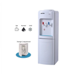 Electric-Water-Dispenser-3-Taps-Free-Standing-with-storage-compartment