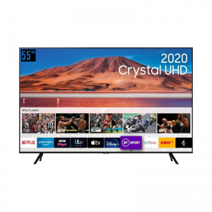 SAMSUNG 55″ TU7000 Crystal UHD 4K Smart TV 2020