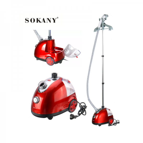 Garment Steamer 1.6L - Sokany