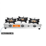 Orange-Spectra-301-SS-3burner-Gas-Cooker