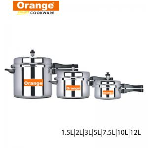 Pressure Cooker - Orange